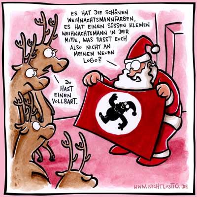 Frohe weihnachten humor